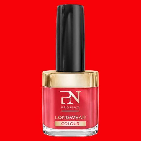 O verniz de unhas LongWear 1 tem uma alta pigmentação, o que lhe garante uma alta cobertura das unhas, facilitando assim a aplicação.