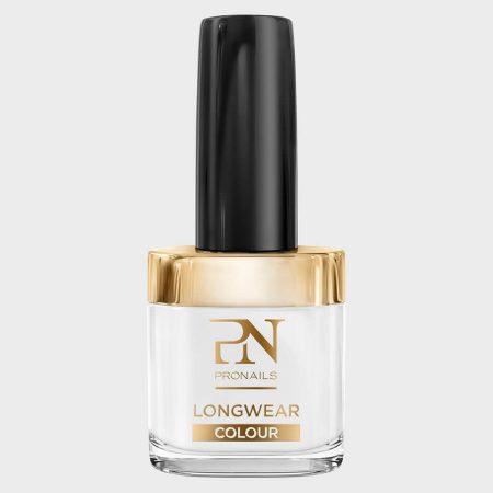 O verniz de unhas LongWear 165 tem uma alta pigmentação, o que lhe garante uma alta cobertura das unhas, facilitando assim a aplicação.
