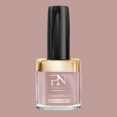 O verniz de unhas LongWear 213 tem uma alta pigmentação, o que lhe garante uma alta cobertura das unhas, facilitando assim a aplicação.