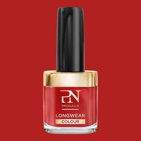 O verniz de unhas LongWear 219 tem uma alta pigmentação, o que lhe garante uma alta cobertura das unhas, facilitando assim a aplicação.