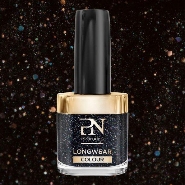 O verniz de unhas LongWear 228 tem uma alta pigmentação, o que lhe garante uma alta cobertura das unhas, facilitando assim a aplicação.