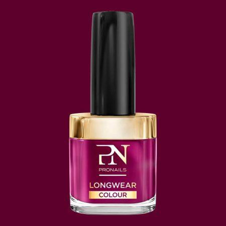 O verniz de unhas LongWear 231 tem uma alta pigmentação, o que lhe garante uma alta cobertura das unhas, facilitando assim a aplicação.