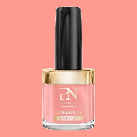O verniz de unhas LongWear 240 tem uma alta pigmentação, o que lhe garante uma alta cobertura das unhas, facilitando assim a aplicação.