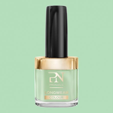 O verniz de unhas LongWear 242 tem uma alta pigmentação, o que lhe garante uma alta cobertura das unhas, facilitando assim a aplicação.