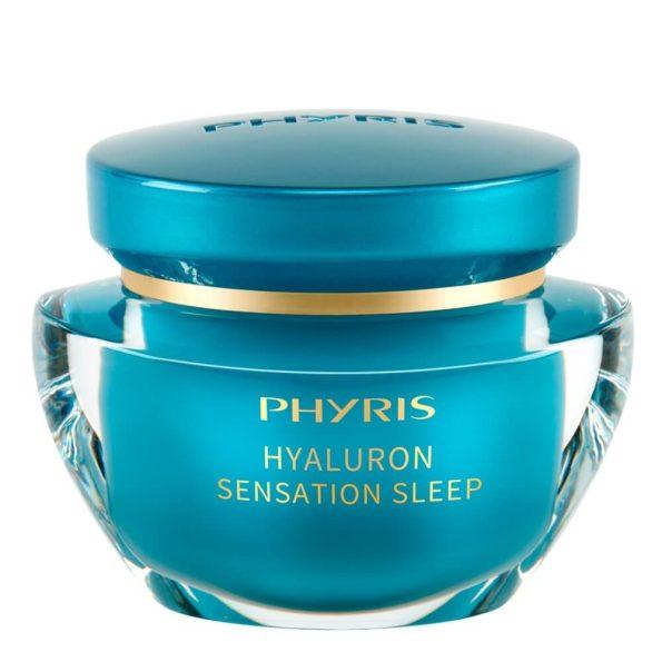Creme que suaviza e hidrata a pele do rosto durante o sono