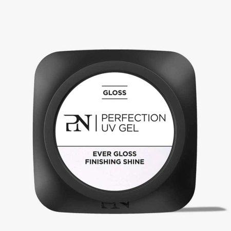 Com o Ever Gloss Finishing Shine, pode dar o acabamento de alto brilho que o seu look precisa. Este brilho protege qualquer look de riscos e arranhões e nunca se torna amarelo. Além disso, pode utilizá-lo como preoteção de nail art.