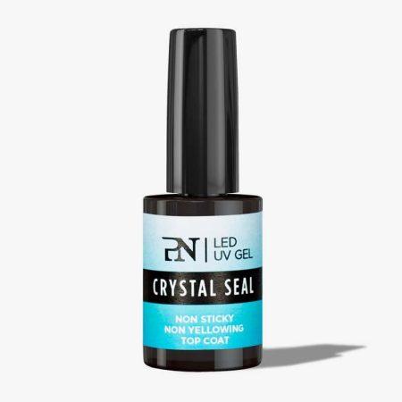 O brilho de gel Crystal Seal é um dos produtos mais vendidos da ProNails. Um gel com brilho extremo e sem camada adesiva (goma)!