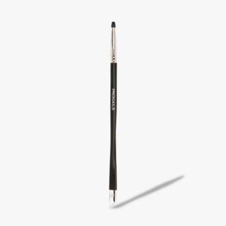 Este pincel permite uma aplicação simples e rápida. Além disso, permite também a aplicação de carimbos de estampagem usando pó de nail art ou gel paint. Acima de tudo: dê asas à sua imaginação.