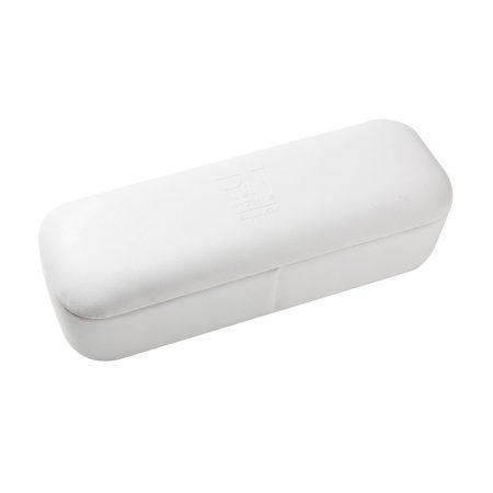 Almofada de mãos para garantir às clientes o maior conforto durante a manicure. Em couro e com o logotipo da ProNails gravado
