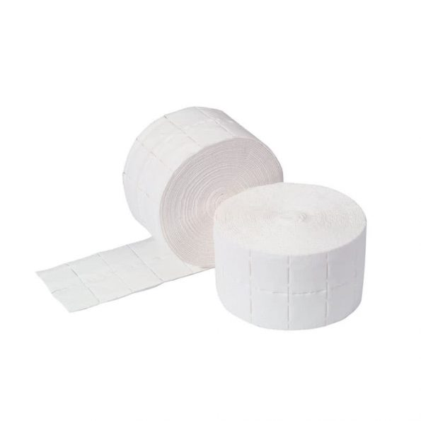 Cosmetic pad sem pêlo para remover resíduos de gel e verniz. 100% higiénicos e eficientes